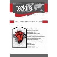 Tezkire Sayı : 56 Nisan-Mayıs-Haziran 2016