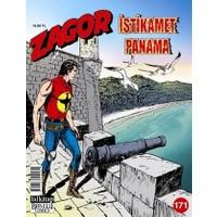 Zagor sayı: 171 / İstikamet Panama