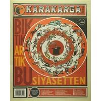 Kara Karga Dergisi Sayı : 3 - Haziran 2016
