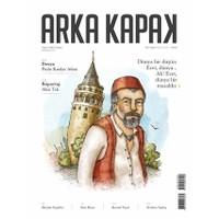 Arka Kapak Dergisi Sayı : 9 Haziran 2016 (Defter Hediyeli)