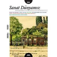 Sanat Dünyamız İki Aylık Kültür ve Sanat Dergisi Sayı : 154 Eylül-Ekim 2016