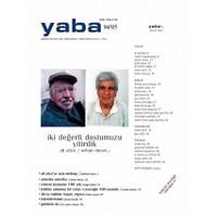 Yaba Edebiyat Dergisi Sayı: 94-95