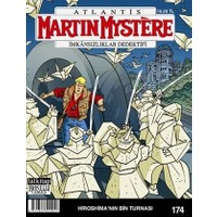 Martin Mystere sayı: 174