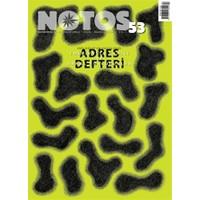Notos Öykü İki Aylık Edebiyat Dergisi Sayı : 53