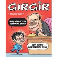 Gırgır Dergisi 17-23 Şubat 2016 Sayı: 8