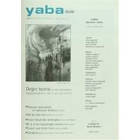 Yaba Edebiyat Dergisi Sayı: 88/89