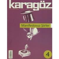 Karagöz Dergisi Sayı: 4