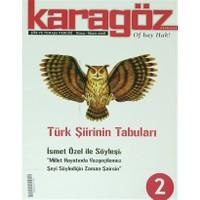 Karagöz Dergisi Sayı: 2