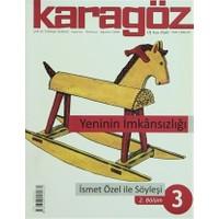 Karagöz Dergisi Sayı: 3