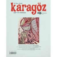 Karagöz Dergisi Sayı: 5