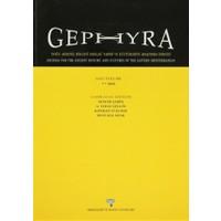 Gephyra - Doğu Akdeniz Bölgesi Eskiçağ Tarihi ve Kültürlerini Araştırma Dergisi 7