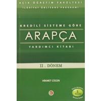 Kredili Sisteme Göre Açık Öğretim İlahiyat Arapça Yardımcı Ders Kitabı 2. Dönem