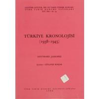 Türkiye Kronolojisi 1938-1945