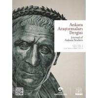 Ankara Araştırmaları Dergisi Cilt: 2 Sayı: 3 / Journal of Ankara Studies