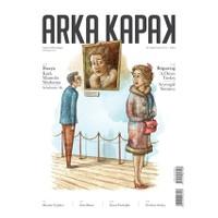 Arka Kapak Dergisi Sayı : 5 Şubat 2016 (Defter Hediyeli)