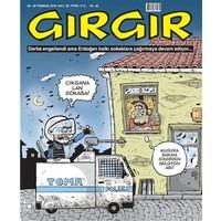 Gırgır Dergisi 20 - 26 Temmuz 2016 Sayı: 30