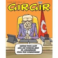 Gırgır Dergisi 23 - 29 Mart 2016 Sayı: 13