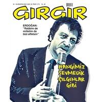 Gırgır Dergisi 10 - 16 Ağustos 2016 Sayı: 33