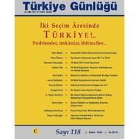 Türkiye Günlüğü Dergisi Sayı: 118
