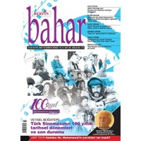 Berfin Bahar Aylık Kültür, Sanat ve Edebiyat Dergisi Sayı : 202