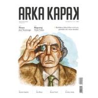 Arka Kapak Dergisi Sayı : 12 Temmuz 2016 (Defter Hediyeli)