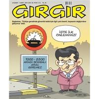 Gırgır Dergisi 24 Şubat-1 Mart 2016 Sayı: 9