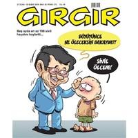 Gırgır Dergisi 27 Ocak - 02 Şubat 2016 Sayı: 5