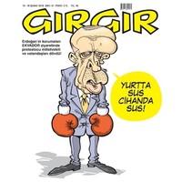 Gırgır Dergisi 10-16 Şubat 2016 Sayı: 7