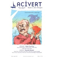 Lacivert Öykü ve Şiir Dergisi Sayı : 61 Ocak-Şubat 2015
