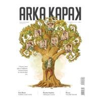 Arka Kapak Dergisi Sayı : 3 Aralık 2015 (Defter Hediyeli)