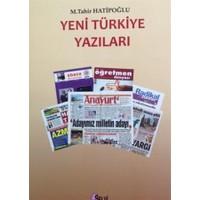 Yeni Türkiye Yazıları