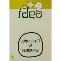 İdea Sayı: 2 Cilt: 2 İnsan Bilimleri Dergisi / A Journal of Humanities