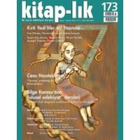 Kitap-lık Sayı: 173 İki Aylık Edebiyat Dergisi