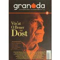 Granada Edebiyat Dergisi Sayı: 2