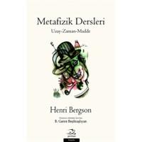 Metafizik Dersleri