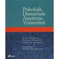 Psikolojik Danışmada Araştırma Yöntemleri