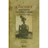 Chester Projesi Hakkında Bazı Tenkidat ve Mütalaat