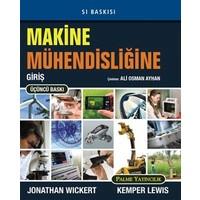 Makine Mühendisliğine Giriş - Jonathan Wickert