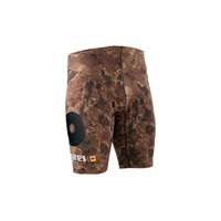 Shortpants Camobrown W/Pocket 2 mm Opence Serbest Dalış Şortu