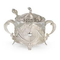 Gümüş Şekerlik 101Hq19049