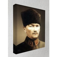 Kanvas Tablo - Atatürk - Atr33