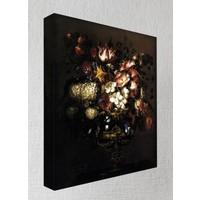 Kanvas Tablo - Çiçek Resimleri - C11