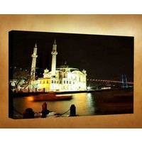 Kanvas Tablo - İstanbul Resimleri - Ist09