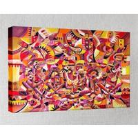 Kanvas Tablo - African - Af14