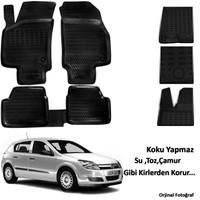 Opel Astra H 3D Oto Paspas Seti