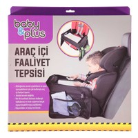 Baby&Plus Araç İçi Faaliyet Tepsisi