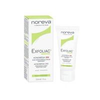 Noreva Exfoliac Acnomega 200 Keratoregulating Matifying Care 30Ml - Akneli Ciltler İçin Bakım Kürü