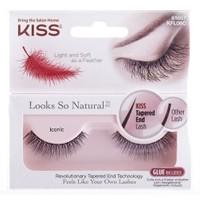 Kiss New York İconic Komple Takma Kirpik - Kaliteli İnsan Saçı