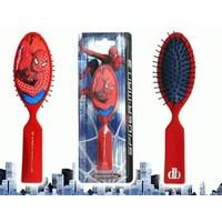 Marvel Spider Man Ekstra Esnek Saç Fırçası - Kırmızı