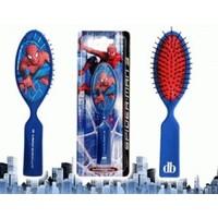 Marvel Spider Man Ekstra Esnek Saç Fırçası - Mavi